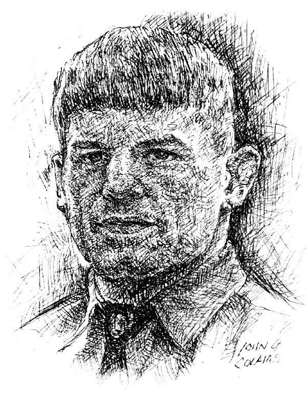 Kirk White, sketch