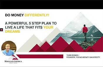 Young Money University 5 Step Plan Video part 1