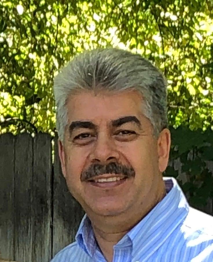 Portrait of Isam Ali