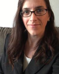 Portrait of Kristi Dorris
