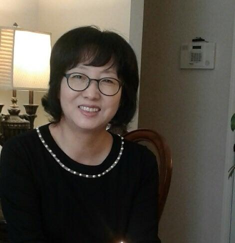 Portrait of Kyungsuk Lee