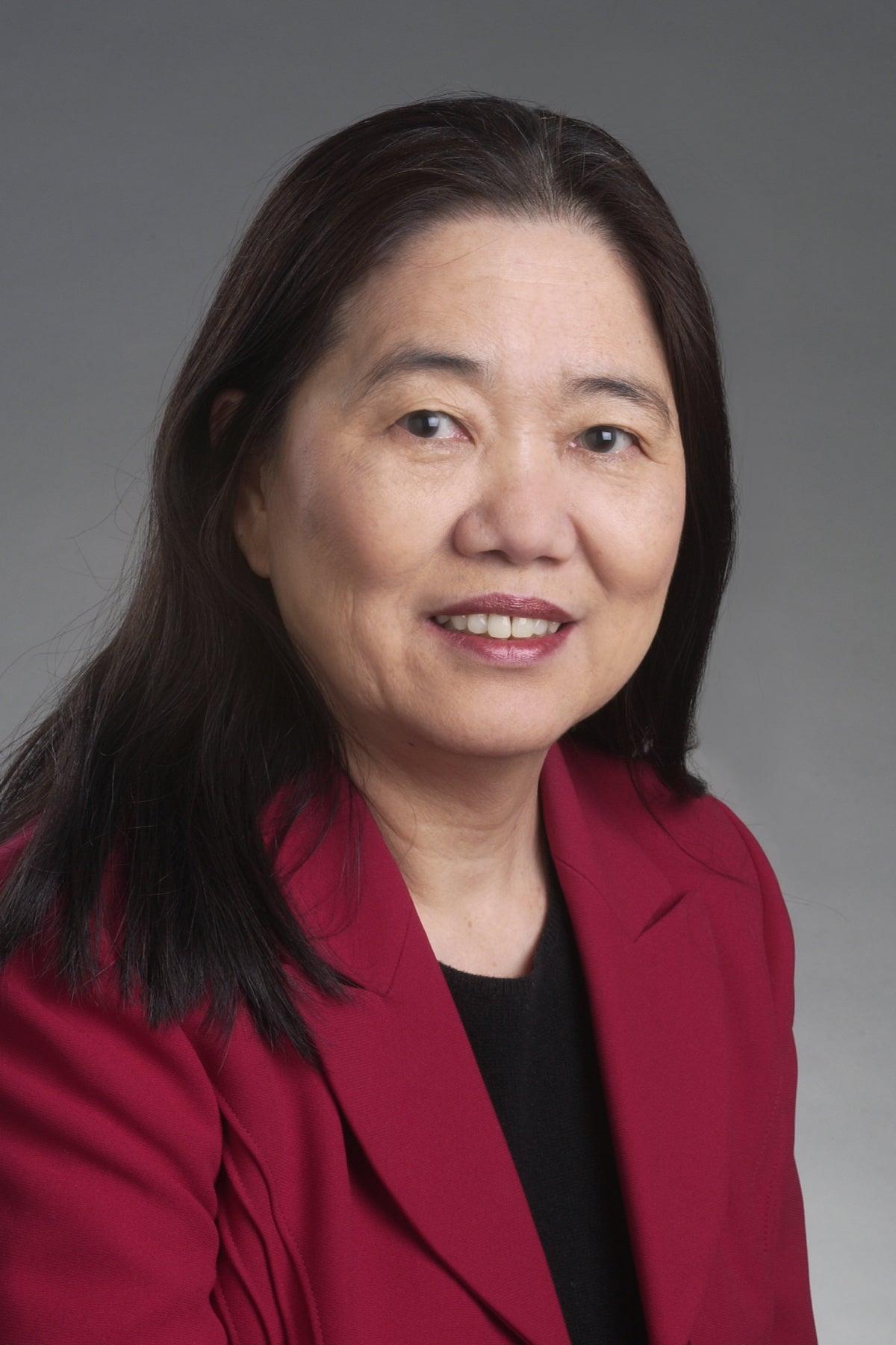 Portrait of Sharon Wei