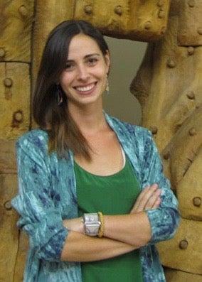 Portrait of Ziortza Gandarias