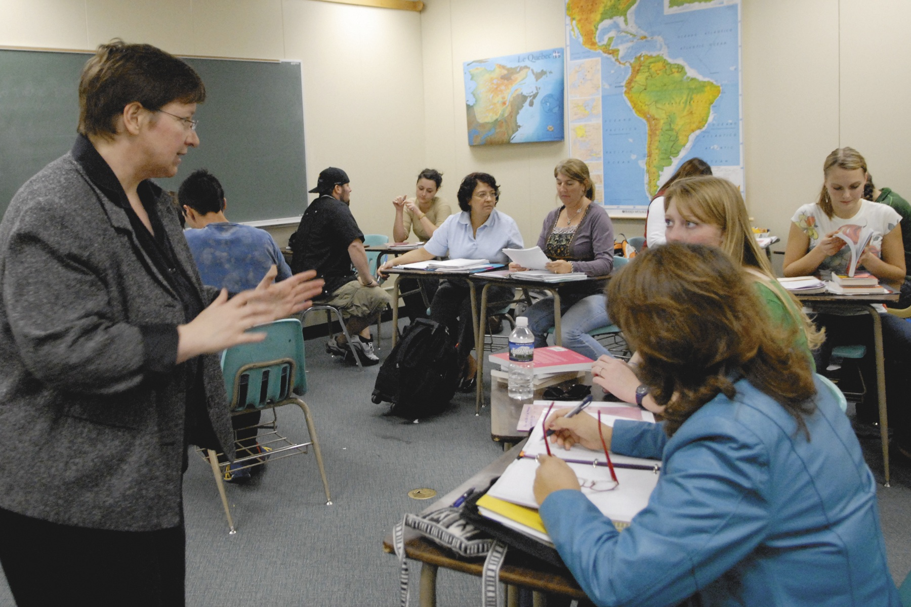 World Language Instructors 2010s
