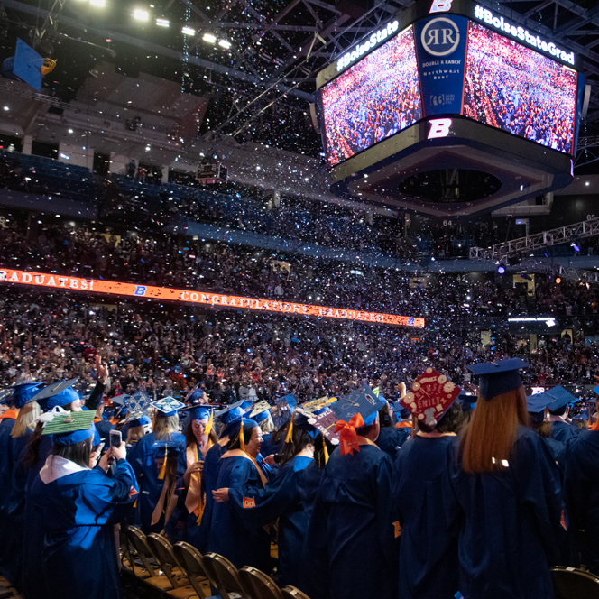 2019 winter commencement ceremony